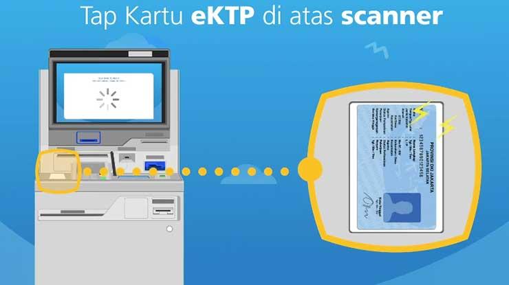 Syarat Cetak Kartu ATM BCA di CS Digital