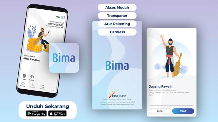 Syarat Daftar Aktivasi Mobile Banking Bank Jateng