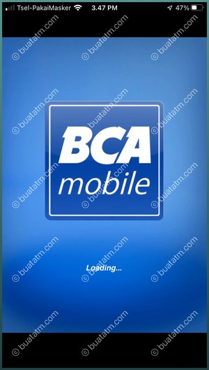 1 Buka BCA Mobile