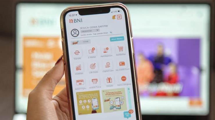 Syarat Login BNI Mobile Banking di HP Baru