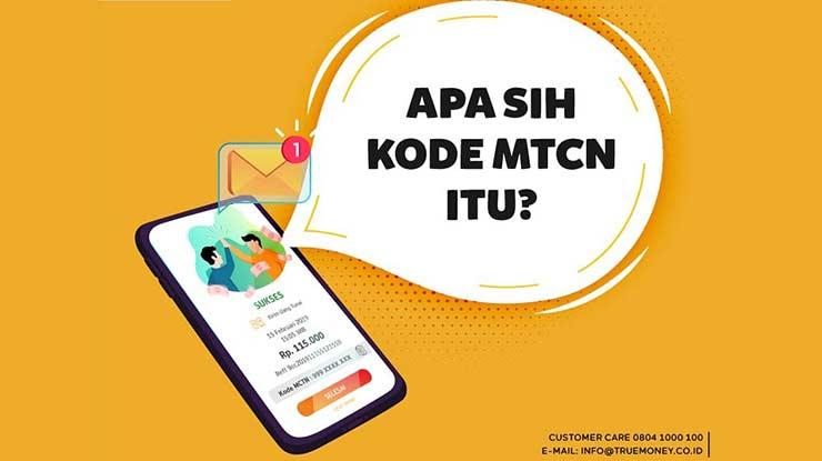 Apa Itu Kode MTCN