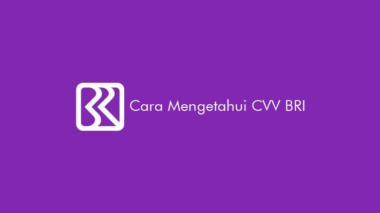 Cara Mengetahui CVV BRI Pada Kartu Kredit & Debit