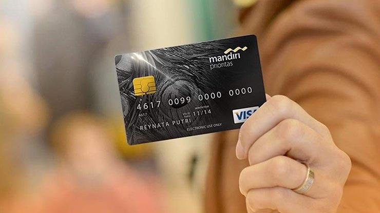Letak CVV Kartu Kredit & Debit Mandiri