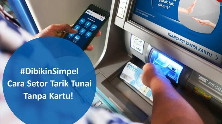 Limit Tarik Tunai BCA Tanpa Kartu ATM
