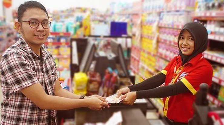 Syarat Transfer Uang Lewat Alfamart
